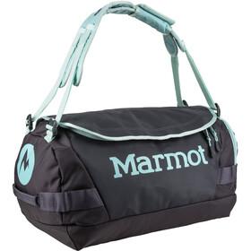 Marmot Long Hauler Duffel small, dark charcoal/blue tint